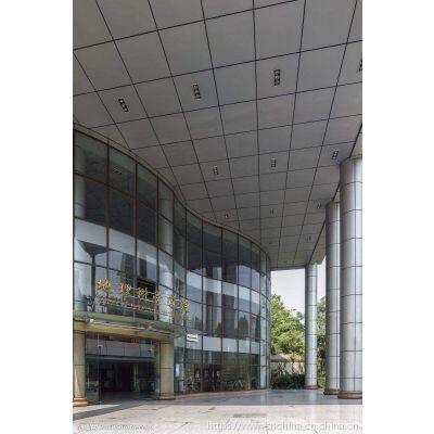 广州会议厅金属天花勾搭式铝单板厂家