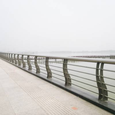 山东神龙桥梁护栏-优质桥梁不锈钢护栏报价