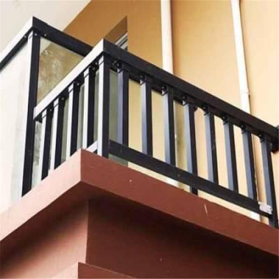 汝南 飘窗护栏 阳台护栏 空调护栏 家用铁栏杆 小区阳台护栏 新力金属