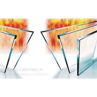 甘肃防火玻璃批量定制,兰州防火玻璃单片铯钾复合夹层型