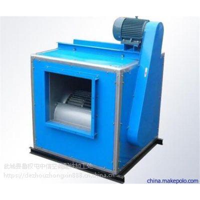 厂家直销离心风机箱 厨房排油烟柜式离心风机箱 低噪音风机箱
