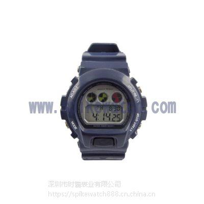 供应SPIKE新品多功能防水户外运动电子手表
