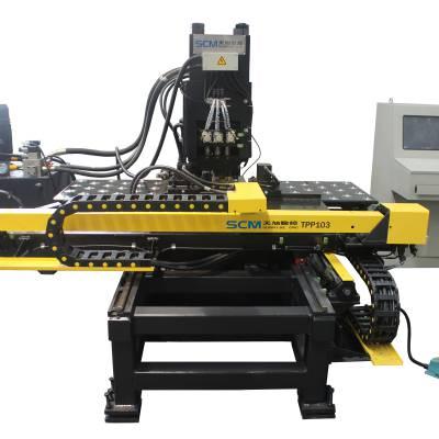 全自动液压冲孔机 天旭数控TPP103数控液压冲孔机