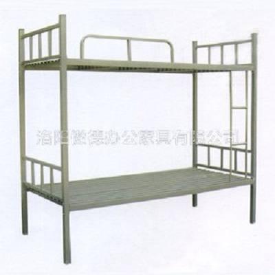 洛阳傲德实木学生上下铺铁床 洛龙大学宿舍床尺寸