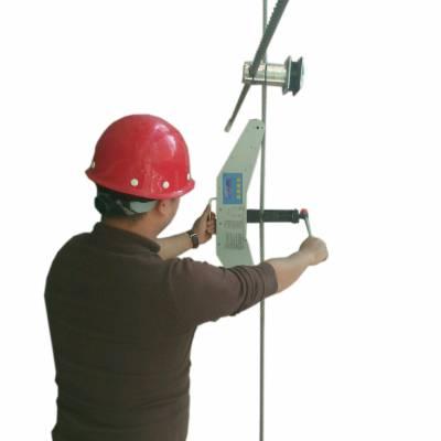 绳索张紧力测量仪 杆塔拉线张力测试仪 SL-10T拉索式玻璃幕墙张力计 航空铝箱包装张力仪