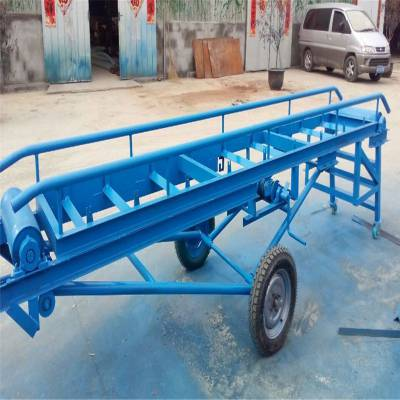 定制加工厂家 大型升降式皮带机防油耐腐