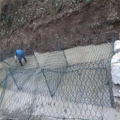 河北铅丝笼厂铅丝石笼网护垫规格环标