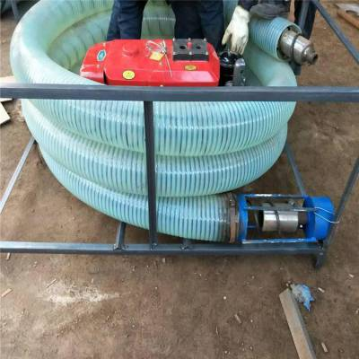 牛筋管耐磨吸粮机 不伤粮食加长抽粮机 提升4米高吸粮机 浩发