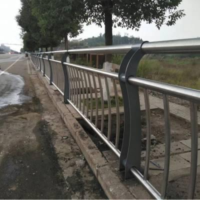 钢防撞栏杆哪家好 彬豪 景观防撞栏杆销售 灯光防撞栏杆公司