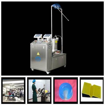 双组份液体硅胶灌胶机,液态硅胶混胶机-久耐机械