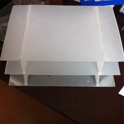三明市斜管斜板填料 各种规格斜管斜板填料定制