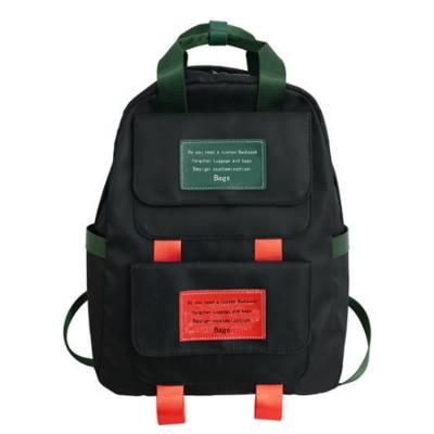 2020展会礼品双肩包定制可定制logo上海方振休闲背包商务礼品包定制
