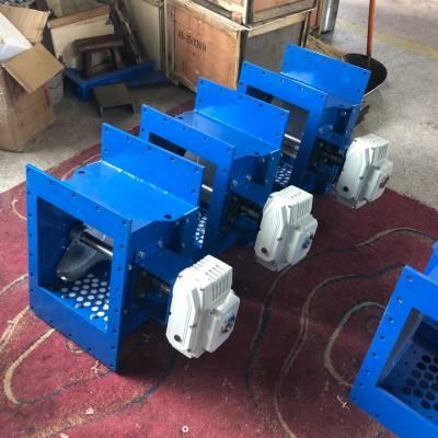 扬州申辉B350电动流量阀 B350流量控制阀CP500气动流量装置