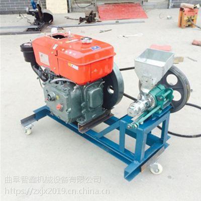 热销供应暗仓箱式杂粮膨化机 柴油机汽油机架势玉米膨化机