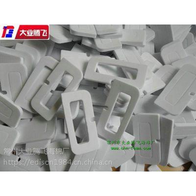 供应特种海绵防磨损导电PE衬垫
