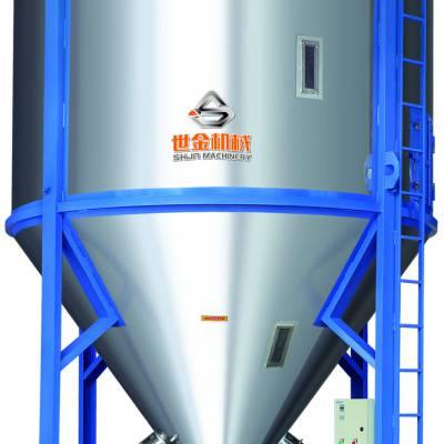 立式搅拌机10T/加热烘干搅拌机/拌料机/浙江台州厂家