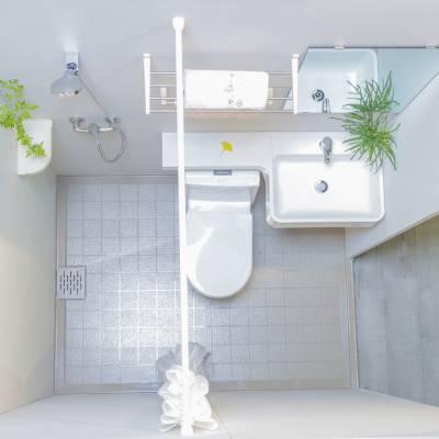 BU1216 远铃整体卫浴、宾馆卫浴 整体卫生间,公寓爆款
