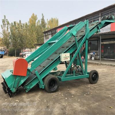 庞泰青贮取料机可方便来厂客户现场操作升降高度