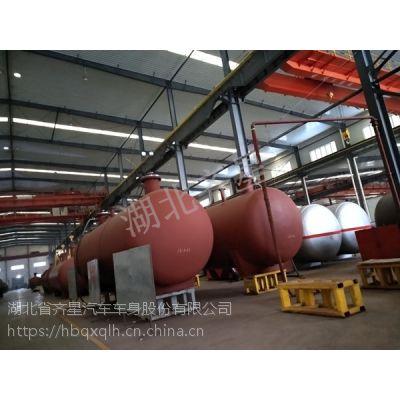 埋地液化石油气储罐百色定制25m3LPG储罐设备
