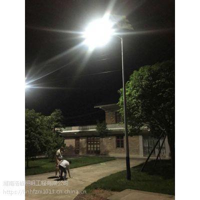 湖南常德太阳能路灯厂家 太阳能路灯价格