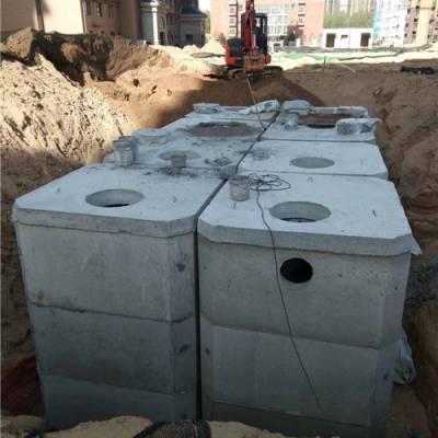 漯河市商砼整体化粪池多少钱 值得信赖 郑州盛彩建筑材料供应