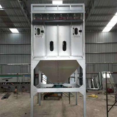 木工中央吸尘系统 布袋除尘器 车间通风设备厂家 鸿鑫牌专业安装