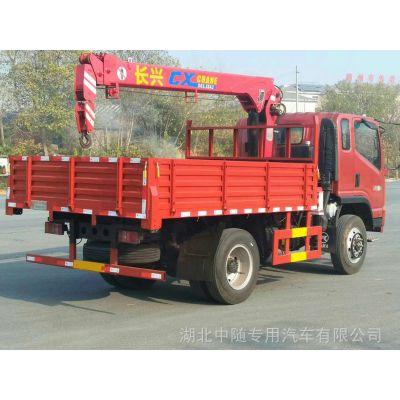 山西10吨随车吊大运多少钱