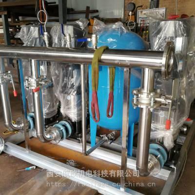 宝鸡虢镇变频加压供水设备 RJ-T1640