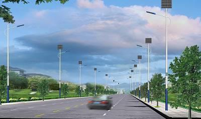山东太阳能路灯源头好货 山东图景照明工程供应