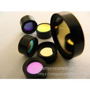 深圳欣光光学镜片厂家供应 1064nm窄带滤光片 光学元件
