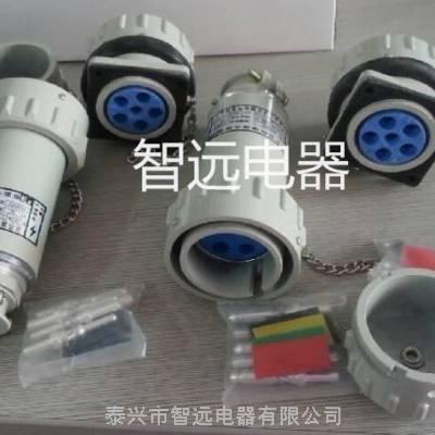 青海 5芯100A芯圆形电连接器