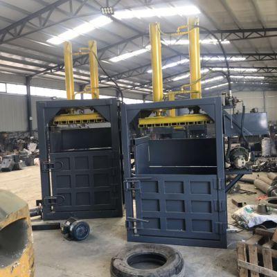 山东哪有卖废棉打包机 废棉打包机多少钱 废棉压缩机