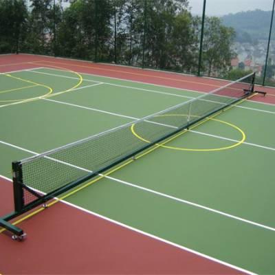 塑胶跑道施工工程-天津塑胶跑道-金邦健业体育设施工程(查看)