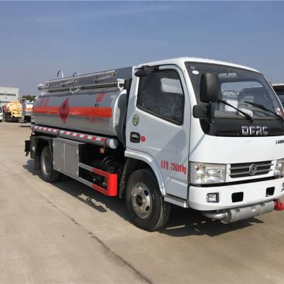 江西流动加油车挂靠上牌,东风多利卡加油车,5吨流动加油车价格