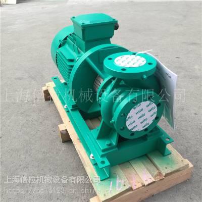 临汾低温冷却水循环泵WILO威乐NLB65/200-22/2