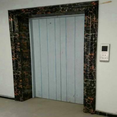 澜亭 电梯套 石塑电梯套 山西仿大理石电梯套生产厂家