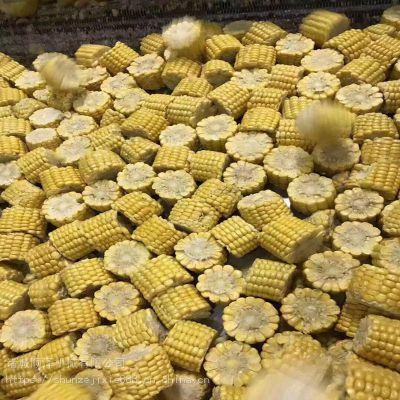 热销冻玉米切块机 速冻玉米切段机 糯玉米切段机