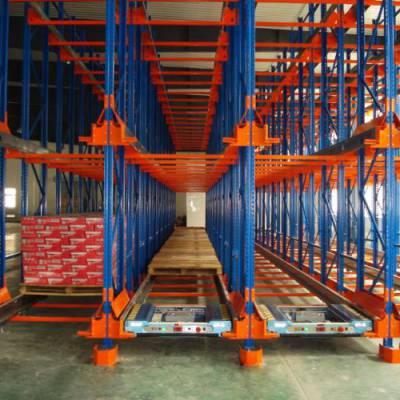 穿梭式货架-华飞仓储设备公司-穿梭式货架公司