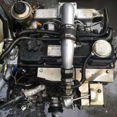 进口 国产 东风 日产 尼桑 朝柴 QD32 发动机总成 二手柴油发动机