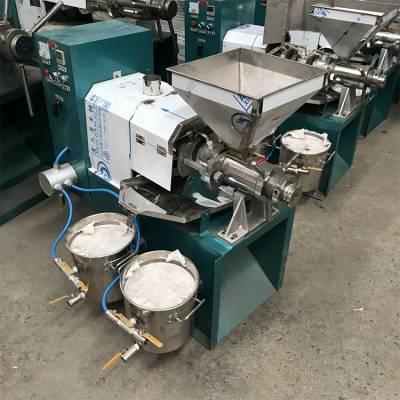 厂家批发螺旋榨油机 花生大豆麻籽山茶籽榨油机 商用全自动榨油设备