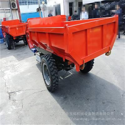 拉脱维亚产品实物图的农用三轮车_副挡板可以加高的柴油三轮车