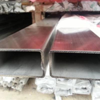 100*140*5耐高温不锈钢方管2000度定制316l不锈钢方管价格25.4不锈钢方管