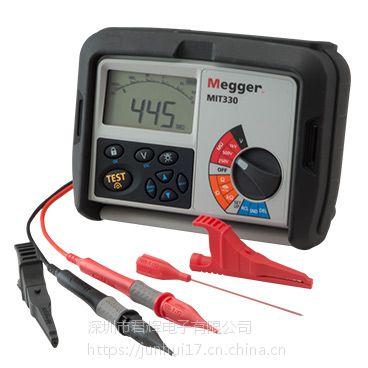 美国megge电工绝缘电阻测试仪 MIT300系列MIT310/MIT310A/MIT320