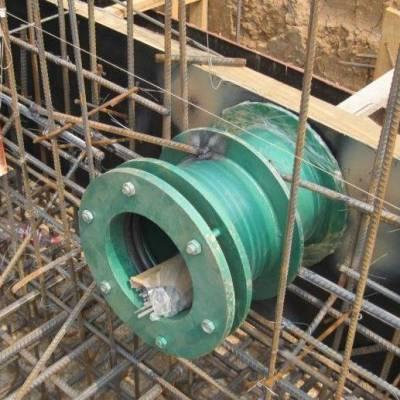 百川 DN100柔性防水套管 DN125柔性防水套管 DN150柔性防水套管 厂家直销
