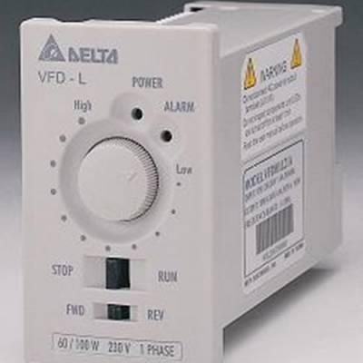 原装台达变频器VFD-L 40w 230V 1PHASE VFD40WL21A变频器220V