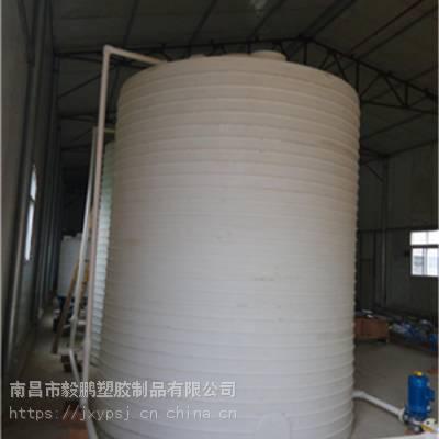 0.5吨500升聚乙烯PE圆形水箱水塔江西南昌毅鹏塑胶