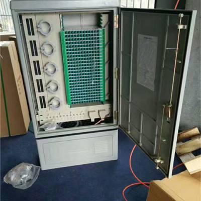 中国移动576芯共建共享光缆交接箱图文并茂