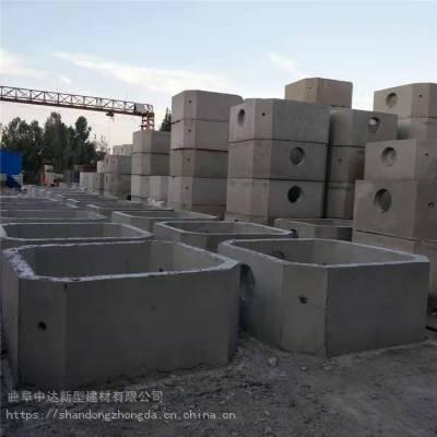 水泥化粪池 组合式混凝土化粪池直销厂家