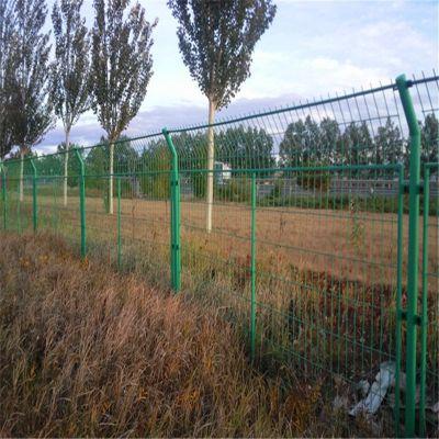 场地铁丝围栏 公园铁丝围栏 工地防护网