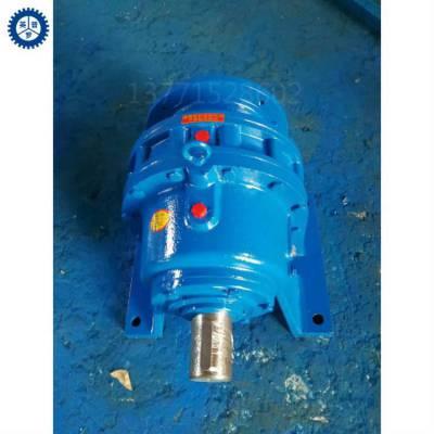 刮泥机用什么减速机?BW8135B-71多级摆线针轮减速机,泰兴齿轮箱厂家